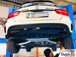 Mercedes Workshop Dubai