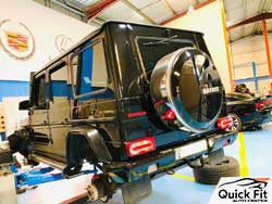 Brabus AC Service, Brakes Service And Electrical Repair At Quick Fit