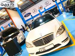 Mercedes Repair Dubai