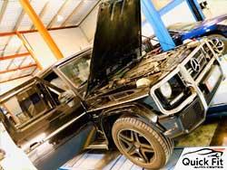 Best Mercedes Repair Dubai