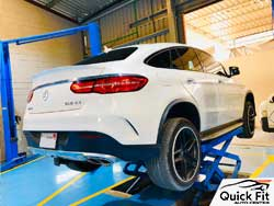 Best Mercedes Workshop Dubai