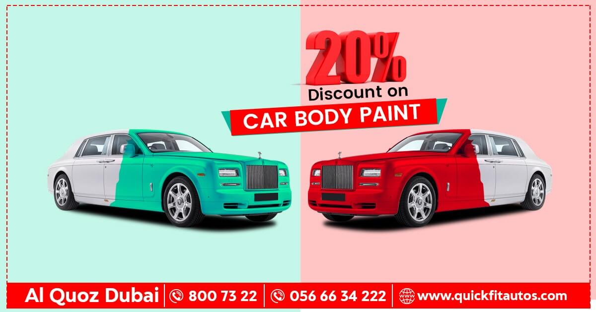 Get Your Car in Favorite Custom Color - Hurry Up! It's 20% OFF For Now! Get This Offer Now!