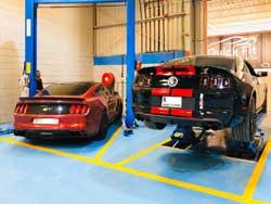Ford Repair Workshop Dubai
