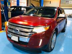 Best Ford Repair Dubai