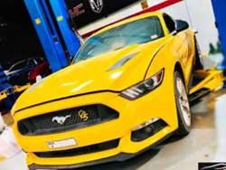 Ford Mustang Repair Dubai