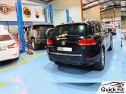 Volkswagen Repair Dubai