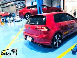 Volkswagen Workshop Dubai
