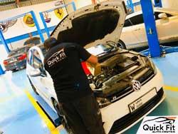 #1 Volkswagen Repair Dubai