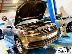 Best Volkswagen Service Dubai