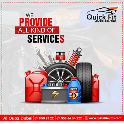 quickfit-offers-alll-service