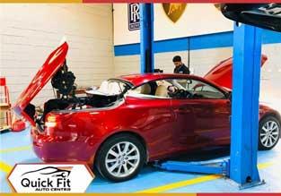 Lexus Workshop Dubai