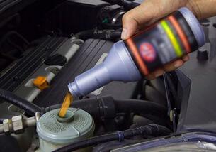 Steering Oil Change