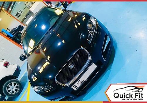 jaguar XF Shock Service