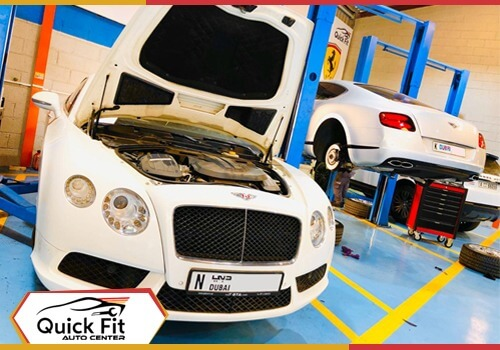 Bentley Wheel Alognment Dubai