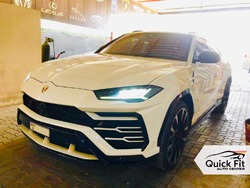 Lamborghini Urus Comprehensive Inspection And Minor Service