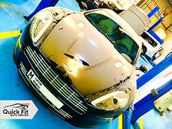 Aston Martin Full Inspection and Restoration