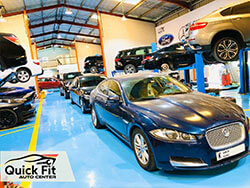 A Leading Jaguar Workshop in Dubai for complete Jaguar Service