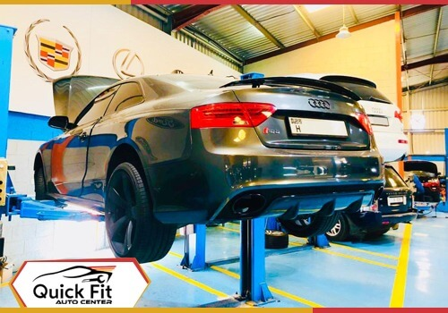 Audi RS5 Steering Repair