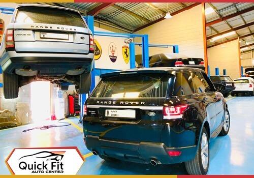 Range Rover Vogue SE Major Service