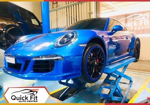 Porsche Carrera Alloygator