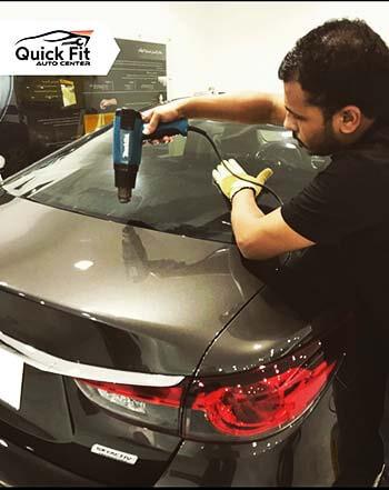 Car Tinting Al Quoz Dubai
