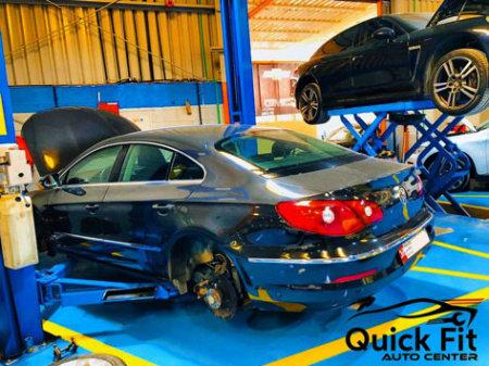 Volkswagen Suspension Repair Dubai