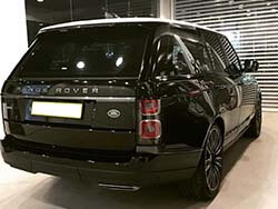 Range Rover Tinting Done At Quick Fit