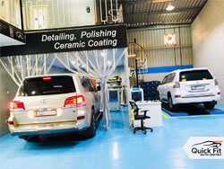 Best Lexus Repair Workshop Dubai