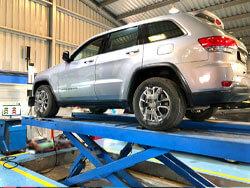 Wheel Balancing Service Dubai