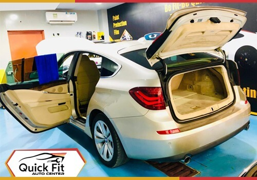 BMW 535i Major Service Dubai
