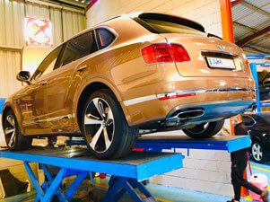 Top Rated Bentley Workshop Dubai