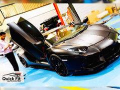 Lamborghini Visited for Minor and Steering Service in Dubai