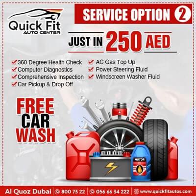 Special offer for car repair in dubai