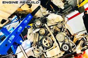 Audi Q5 Engine Valve Issue Fixed at Quick Fit Auto Center