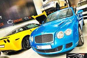 Bentley Continental GT Engine Rebuilding and Major Servicing