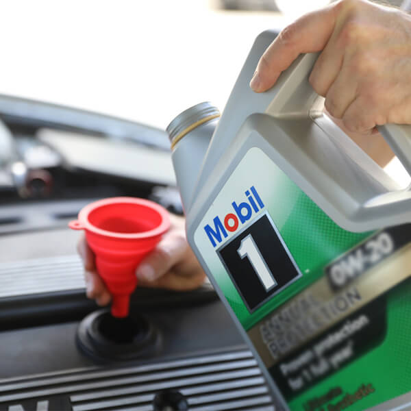 Engine Oil Change Service Dubai