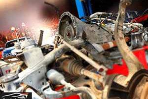 Jeep Cherokee Gearbox Overhauling