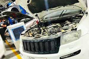 Jeep grand cherokee Engine Overhauling Service