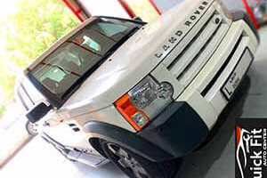 Land Rover LR3 Is Here For Gearbox Inspection