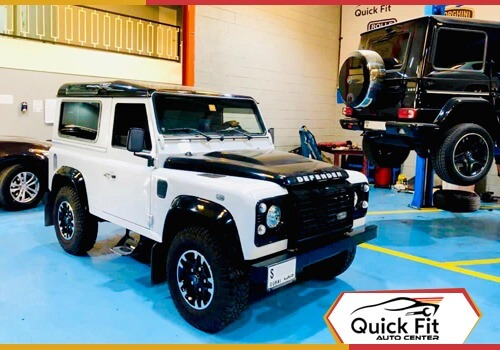 Landrover Defender Minor Service