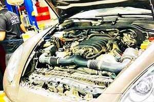 Porsche Cayenne Engine Rebuilding and Overhauling Service