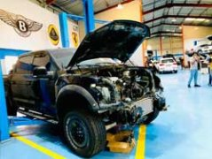Engine Repair and Rebuild Dubai