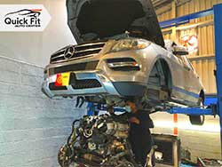 Engine Repair Dubai