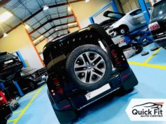 Range Rover Computerized DIagnostics and Minor Service