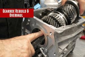 Gearbox Restoration