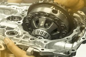 Gearbox Oil Change