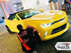 chevrolet Workshop Dubai