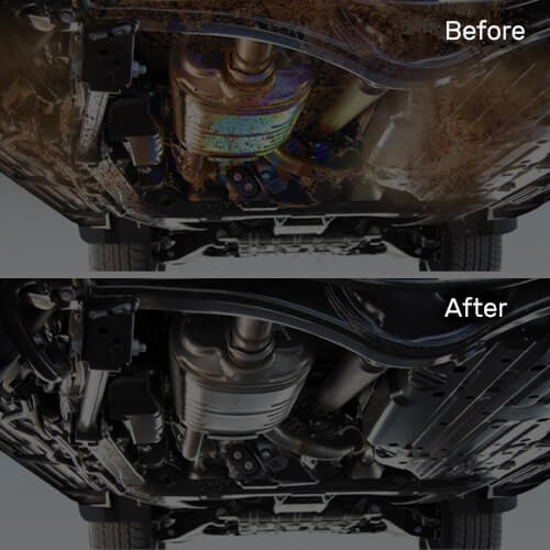 Rust Proofing and Undercoating Dubai