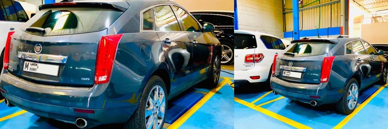 Cadillac SRX brakes service Banner-min-min