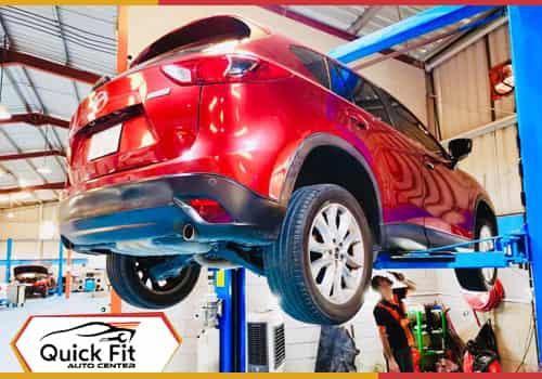 Mazda CX5 Major Service Feature